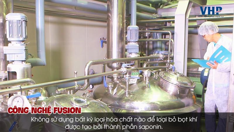 tìm hiểu công nghệ fusion