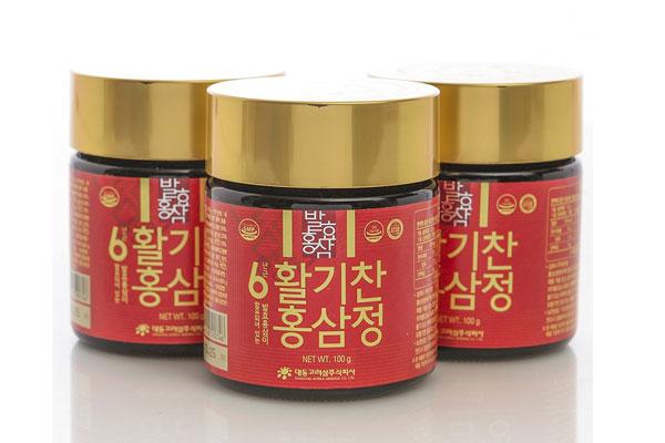 Review về cao hồng sâm lên men Daedong Hàn Quốc