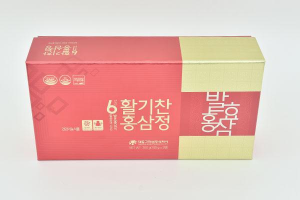 Thời gian thích hợp sử dụng cao hồng sâm lên men Daedong ?