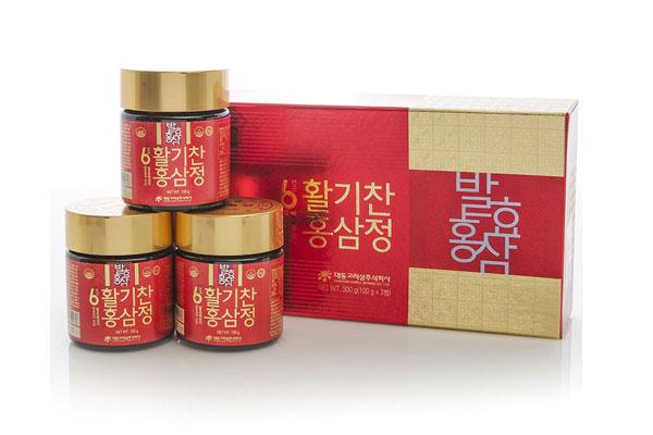 Yêu cầu đối với nhà phân phối cao hồng sâm lên men Daedong