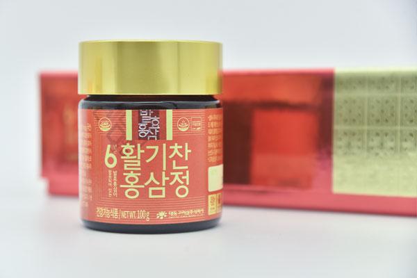 Cao hồng sâm lên men nguyên chất - Tăng khả năng hấp thụ saponin