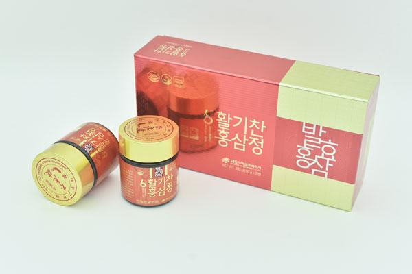 Sức hút của cao sâm lên men nhập khẩu Hàn Quốc tại thị trường Việt Nam